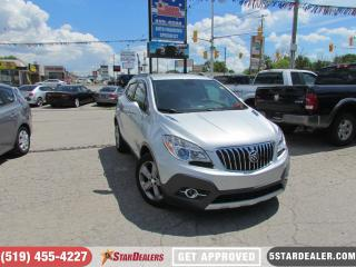 Used 2014 Buick Encore | LEATHER | CAM | ONE OWNER for sale in London, ON