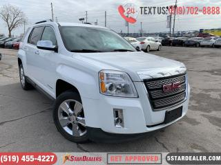 Used 2014 GMC Terrain SLT-2 | LEATHER | ROOF | 1 OWNER | CAM for sale in London, ON
