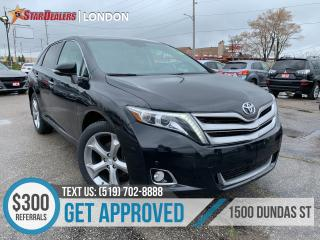 Used 2014 Toyota Venza | LEATHER | PANO ROOF | CAM | AWD for sale in London, ON