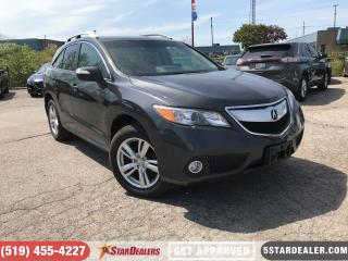 Used 2013 Acura RDX Tech Pckg | NAV | LEATHER | ROOF for sale in London, ON