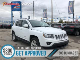 Used 2017 Jeep Compass High Altitude | 4X4 | LEATHER | ROOF for sale in London, ON