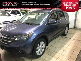 Used 2014 Honda CR-V TOURING NAVIGATION/REAR CAMERA/AWD for sale in North York, ON