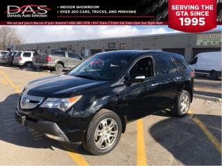 Used 2008 Acura MDX TECH PKG NAVIGATION/REAR CAMERA/7 PASS for sale in North York, ON
