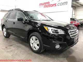 Used 2015 Subaru Outback 2.5i H4 Flat 4 Auto AWD Camera Htd Seats Bluetooth for sale in St. George Brant, ON