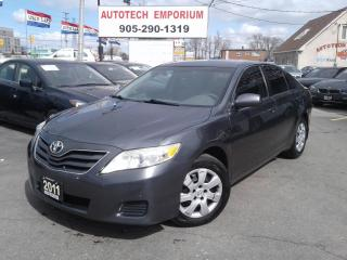 Used 2011 Toyota Camry LE Automatic Keyless/All Power&GPS* for sale in Mississauga, ON