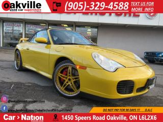Used 2004 Porsche 911 CARRERA 4S | BOSE | LOW MILEAGE | MANUAL for sale in Oakville, ON
