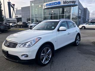 Used 2015 Infiniti QX50 PREMIUM PACKAGE for sale in North Vancouver, BC