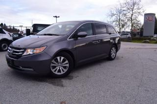 Used 2015 Honda Odyssey for sale in Coquitlam, BC