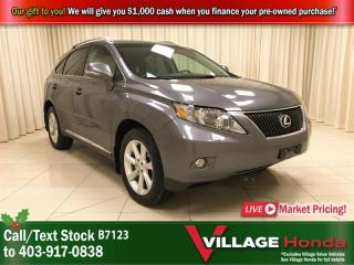 Used 2012 Lexus RX 350 for sale in Calgary, AB