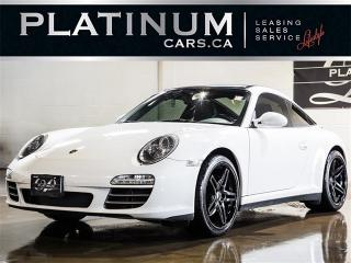Used 2009 Porsche 911 Targa 4, PDK Paddle SHIFT, NAVI, Leather for sale in Toronto, ON