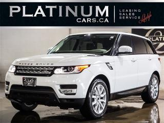 Used 2014 Land Rover Range Rover Sport HSE, NAVI, PANO, Soft Close DOORS, Vented Seats for sale in Toronto, ON