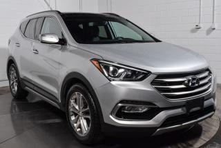 Used 2017 Hyundai Santa Fe Sport Ltd 2.0t Awd Cuir for sale in St-Constant, QC