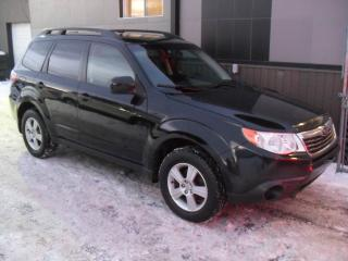 Used 2010 Subaru Forester 2.5X 4x4 Automatic + GARANTIE 3 ans INCL for sale in Laval, QC