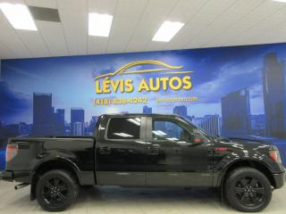 Used 2012 Ford F-150 Fx4 Awd for sale in Lévis, QC