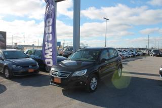 Used 2009 Volkswagen Tiguan 2.0T Trendline for sale in Whitby, ON