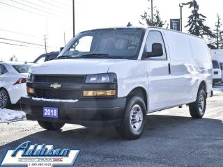 Used 2018 Chevrolet Express 2500 WT -  Power Windows for sale in Mississauga, ON