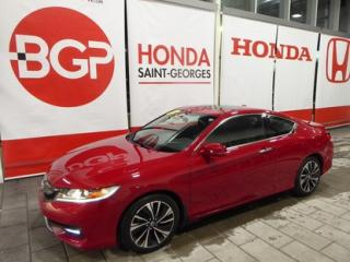 Used 2016 Honda Accord EX for sale in St-Georges, QC