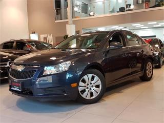 Used 2014 Chevrolet Cruze LT-AUTO-BACK UP CAMERA-BLUETOOTH-ONLY 70KM for sale in Toronto, ON