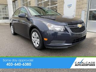 Used 2014 Chevrolet Cruze 1LT for sale in Calgary, AB
