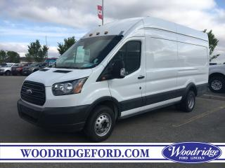 Used 2018 Ford Transit T-350 for sale in Calgary, AB
