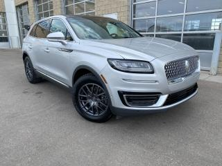 Used 2019 Lincoln Nautilus RESERVE for sale in Calgary, AB