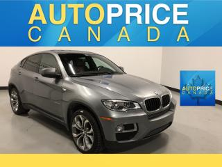 Used 2014 BMW X6 xDrive35i M-SPORT PKG|NAVIGATION|PANOROOF for sale in Mississauga, ON