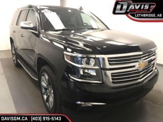 Used 2017 Chevrolet Tahoe Premier for sale in Lethbridge, AB