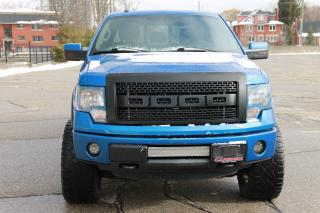 Used 2012 Ford F-150 FX4 4x4 | NAVI | Leather | Sunroof | CERTIFIED for sale in Waterloo, ON