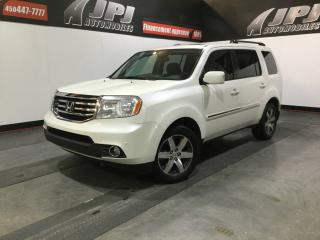 Used 2013 Honda Pilot TOURING- AWD-GPS-TOIT for sale in Carignan, QC
