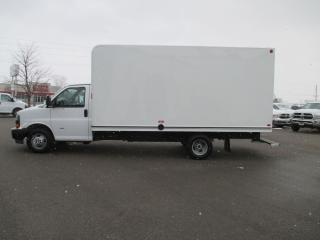Used 2018 GMC Savana 3500 16 FT.UNICELL BODY for sale in London, ON