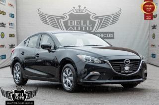 Used 2015 Mazda MAZDA3 GS, SKYACTIVE TECH, VOICE COMMAND, POWER LOCKS/WINDOWS for sale in Toronto, ON