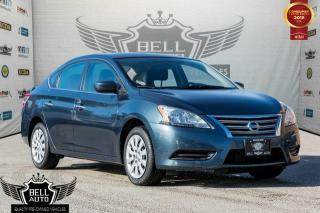 Used 2015 Nissan Sentra S BLUETOOTH, CRUISE CONTROL, POWER MIRRORS/LOCKS for sale in Toronto, ON