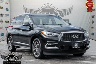 Used 2016 Infiniti QX60 AWD, BACK-UP CAM, NAVI, BLUETOOTH, MOONROOF for sale in Toronto, ON