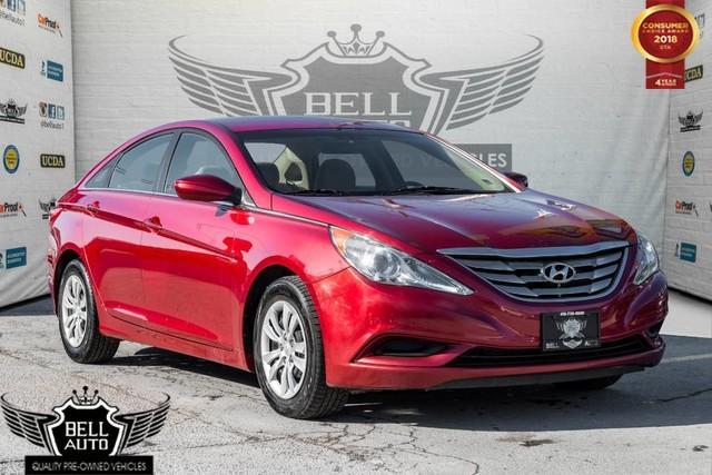 2011 Hyundai Sonata GLS, HEATED SEATS, VOICE CMND, ALLOY, PWR MIRROR