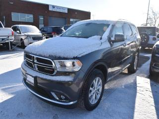 New 2019 Dodge Durango SXT|4X4|BLUETOOTH|NAV|POPULAR EQUIPMENT GROUP|BLIN for sale in Concord, ON