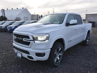 New 2019 RAM 1500 Laramie|4X4|BACKUP CAM|REMOTE START for sale in Concord, ON