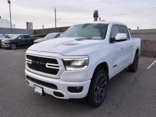 New 2019 RAM 1500 Sport|4X4|KEYLESS ENTRY|SUNROOF|REMOTE START for sale in Concord, ON