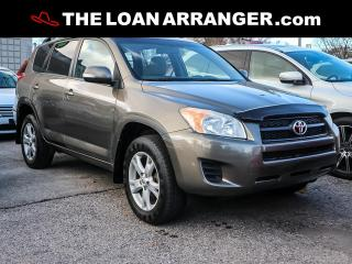 Used 2012 Toyota RAV4 for sale in Barrie, ON