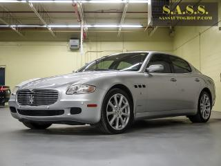 Used 2005 Maserati Quattroporte for sale in Guelph, ON