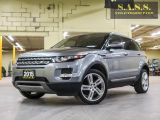 Used 2015 Land Rover Evoque for sale in Guelph, ON