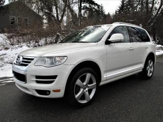 Used 2010 Volkswagen Touareg TDI for sale in Richmond Hill, ON