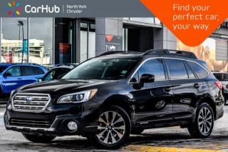 Used 2015 Subaru Outback 3.6R w/Limited & Tech Pkg AWD|Sunroof|H/K Audio|18