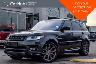 Used 2016 Land Rover Range Rover Sport V8 Supercharged AWD|Pano_Sunroof|Meridian|22