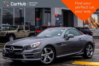 Used 2015 Mercedes-Benz SLK SLK 250|AMGStyle,DynamicPkgs|Nav|H/KSound for sale in Thornhill, ON