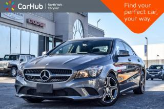 Used 2015 Mercedes-Benz CLA-Class 250|Urban,Chrome Pkgs|Nav|Backup_Cam for sale in Thornhill, ON