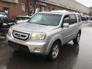 Used 2011 Honda Pilot EX-L, LEATHER, SUNROOF, NO ACCIDENT for sale in North York, ON