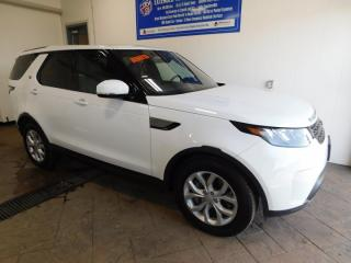 Used 2018 Land Rover Discovery HSE *SUPERCHARGED* 4WD LEATHER NAVI SUNROOF for sale in Listowel, ON