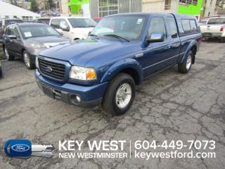 Used 2009 Ford Ranger Sport 4x2 Super Cab 126wb Tow Pkg for sale in New Westminster, BC
