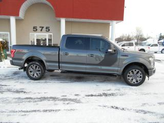 Used 2017 Ford F-150 FX4 SPORT for sale in Lévis, QC