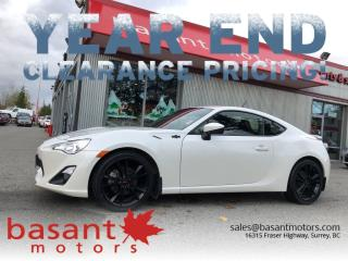 Used 2014 Scion FR-S Manual!! TRD Wheels, Power Windows/Locks, A/C!! for sale in Surrey, BC